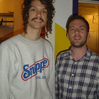 Thurs 03/03/11 - Darwin Deez, Grinderman, White Lies - Juice 107.2