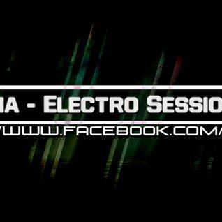 DJ Goia - Electro Sessions  #1