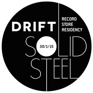Solid Steel Radio Show 30/1/2015 Part 3 + 4 - Drift Record Shop