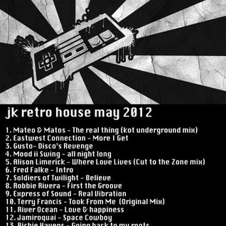 Retro House May 2012