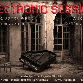 Electronic Session [18.12.2014] CLOUDMASTERWEED - AURA1