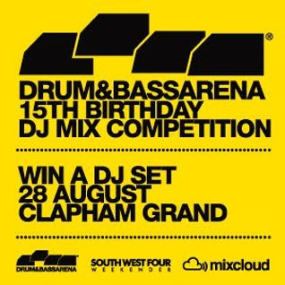 D&BA 15th Birthday Competition