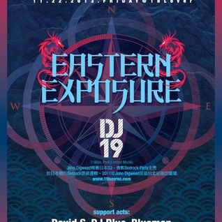 Blueman live for Eastern Exposure @ 18Lover/Room18 22 Nov 2013