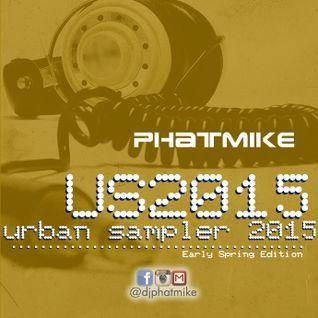 Urban Music Sampler 2015 (Spring 2015)