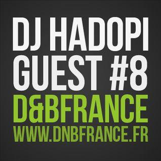 Guest Mix DnbFrance #8 - Dj Hadopi