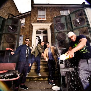 Rudimental (Asylum Records, Black Butter) @ iTunes Festival 2012, Roundhouse - London (02.09.2012)