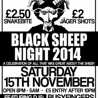 Black Sheep Night 2014