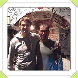 Manchini & Zee Ziggy b2b live - Dublin 2014-01-19 afterhours