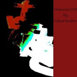 Kabaa Modern - Memories 045