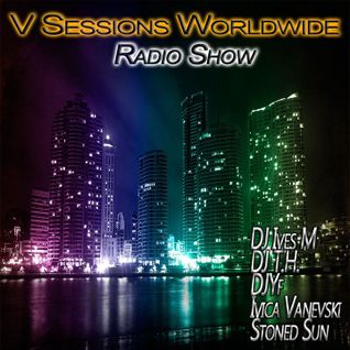 Bluespark - V-Session Worldwide 122 Guestmix 21.04.12