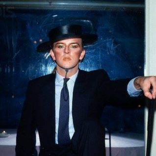 Rusty Egan  14  02 15 dedicated to Steve Strange RIP