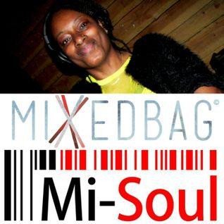 Marcia's MiXedBag Xtra |cover for Ross Allen| 22-05-16 | Mi-Soul radio