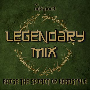 DJ miXalon3 (LEGENDARY MIX)