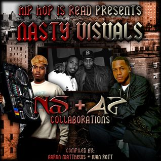 Nas & AZ - Nasty Visuals (Nas & AZ Collaborations)