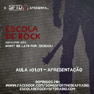 Escola de Rock - Aula #01.01 - Apresentação