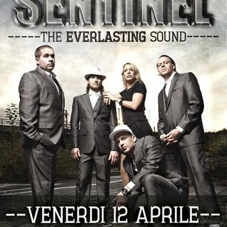 SENTINEL SOUND part2 | 12.04.2013 @barbaradiscolab