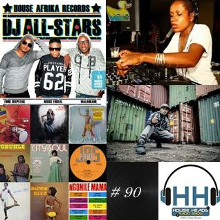 HH # 90 HouseHeads = RadioShow ( From The Album All Stars Djs )