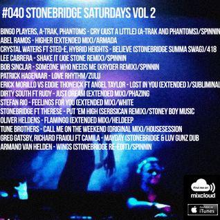 #040 StoneBridge Saturdays Vol 2