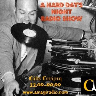 """A Hard Day's Night"" Radio Show @ Amagi Radio (Greece): 27.05.2015"
