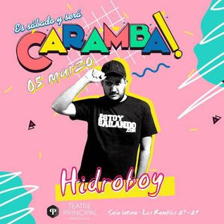 CARAMBA! - Great Opening (5 de marzo - Teatre Principal BCN)