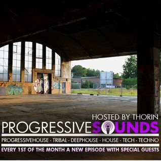 "Bug© - Exclusive Guest Mix for ""Thorin's ProgressiveSounds podcast episode 3"" 2012-11-01"