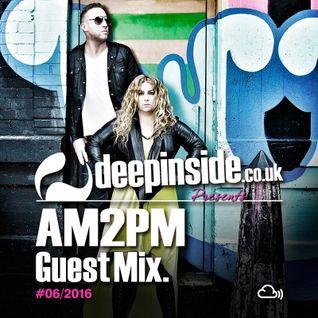 DEEPINSIDE presents AM2PM (Exclusive Guest Mix) #02