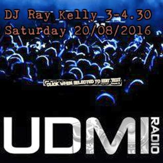 UDMI Radio 20th August 2016