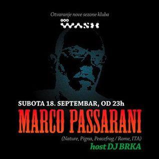 Marco Passarani @ The Wash pt.2 (18092010)