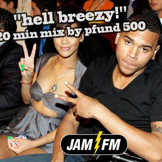 "Mad Monday Jam FM Radio Show ""Best Of Chris Brown 2011"" by Pfund 500"