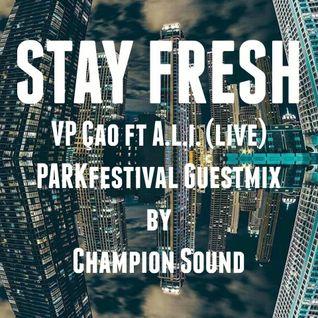 Adventure #79 VP-çao vs A.l.i. Live & PARKfestival guestmix by Champion Sound