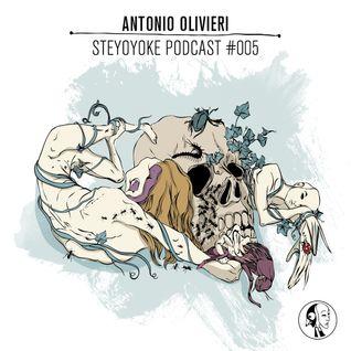 Steyoyoke Podcast #005 - Antonio Olivieri