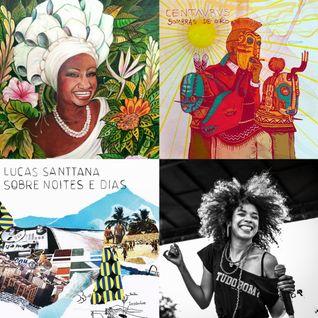 Movimientos show: 22/4/15 w/ Flavia Coelho, Centavrvs, Celia Cruz, Lucas Santanna, Captain Planet