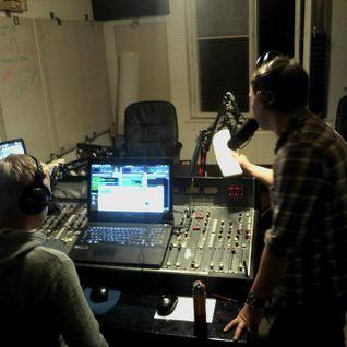 audycja radiowa @ drum'atyczny piątek