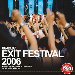 Nick Warren - Live at Exit Festival, Petrovaradin, Novi Sad, Serbia (07-07-2006)