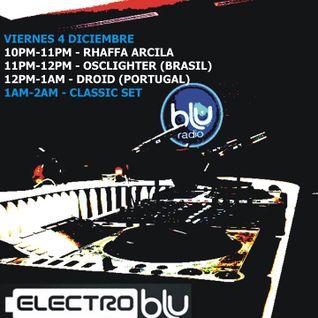 DROID@ElectroBlu Radio Show
