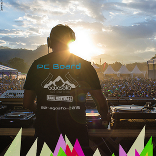 DJ PC Board - Aquasella 2015 (FFS-07)