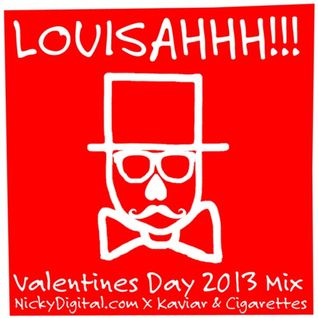 Louisahhh!!!'s Valentines Day Mix Tape