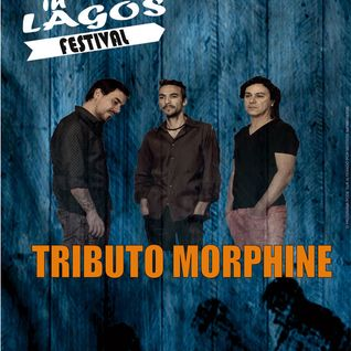 Tribute Morphine ao vivo @Festival In Lagos 2015