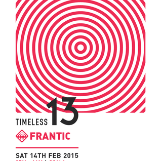 Wain Johnstone b2b Caz Wood @ Frantic, Timeless 14/2/15