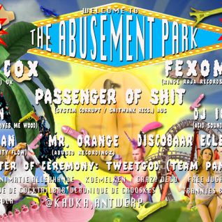 Fexomat @ Abusement Park (Kavka / Antwerp) [2016]