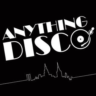 ANYTHING DISCO Part 2 [26:10:13] Bar Soba, Edinburgh