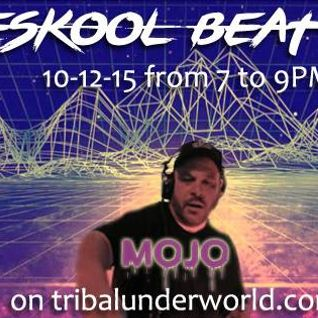 Mojo on the TrueSkool Beat Show - TribalUnderworld.com