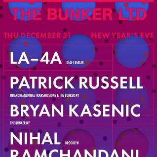 LA-4A at The Bunker NYE 2015