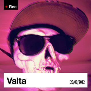 Valta - future boogie and computer soul music @ Follow Me Radio (20.09.2012)
