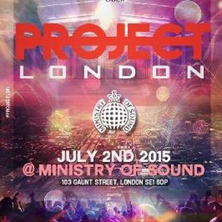 #ProjectLDN Hip-Hop And R&B Mix by @DJ_Jukess