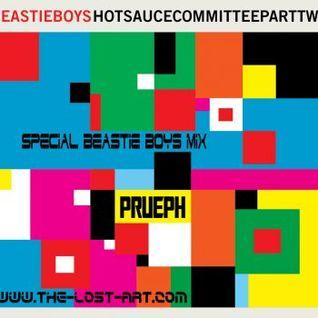 Partiology 101 5.10.11 Adam Yauch Tribute Mix
