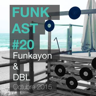 Funkast #20 - Special DBL vinyl guest mix