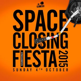 Luciano - Live @ Space Closing Fiesta 2015 (Space, Ibiza) - 04.10.2015