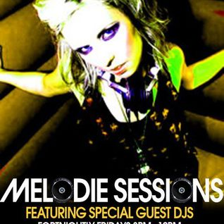 Melodie Sessions -Pieces of me MIx November 12