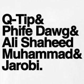 U.E 27 Mars 2016 (Part 2) Tribute Phife Dawg & ATCQ
